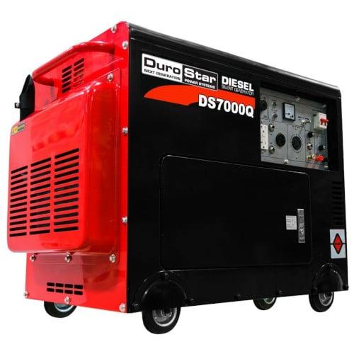 DuroStar DS7000Q Portable Diesel Generator Review