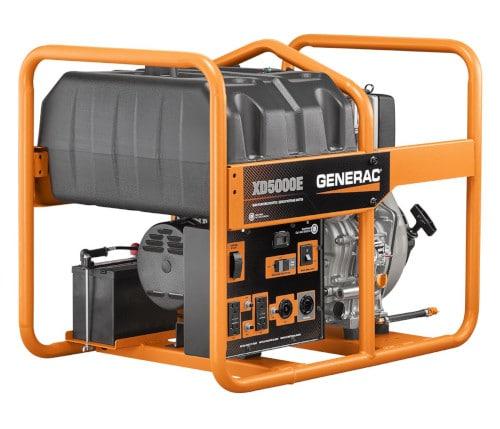 GENERAC 6864 Diesel Powered Portable Generator Review