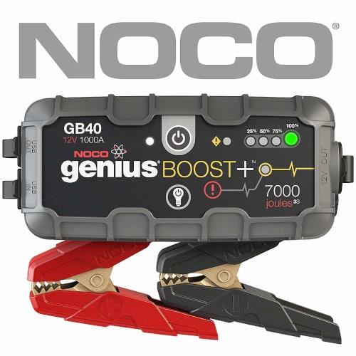 NOCO Genius Boost Plus GB40 Jump Starter Review
