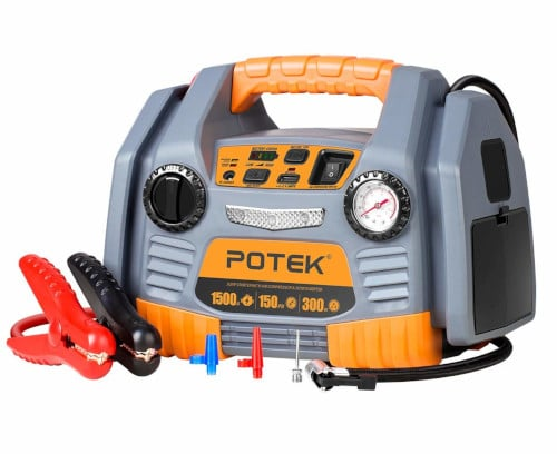 POTEK Portable Power Source Review